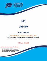 101-400 IT Certification Test Material.pdf