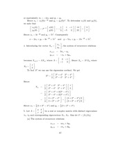 Linear Algebra Solutions 64