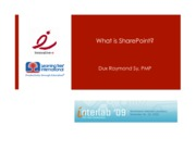 What_is_SharePoint