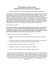 I have an assignment essay about division on English 101.?