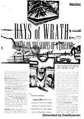Writing Taste - Days of Wrath Handout