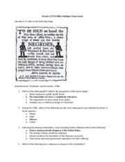 APUSH-Period-3-Multiple-Choice-Exam - Period 3(1754-1800