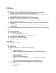 GERM 1P93 Notes