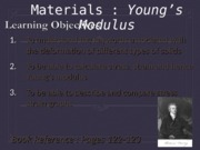 Physics_AS_Chapter 8_YoungsModulus