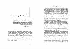 Mastering the Context (Warren Bennis, 2009).pdf