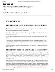 2, The Principles of Scientific Management, by Frederick Winslow Taylor.pdf