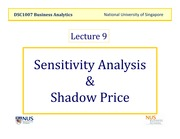 9-Sensitivity Analysis