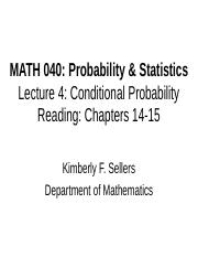 MATH 040 Lecture 4.ppt