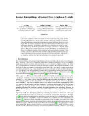 Kernel Embeddings of Latent Tree Graphical Models.pdf