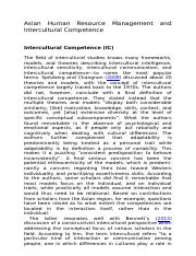 Asian Human Resource Management_Intercultural Competence.docx