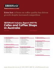 H4511B Cafes and Coffee Shops in Australia Industry Report.pdf
