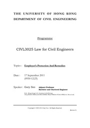 CIVL3025_Law_for_Civil_Engineers_Handout_on_17_09_2011