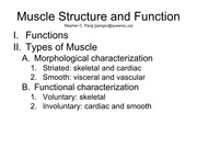 Lecture 10 309 Muscle_1_Skeletal Slides 2014