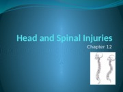 Chapter 12_ Head and Spinal Injuries_(2014)