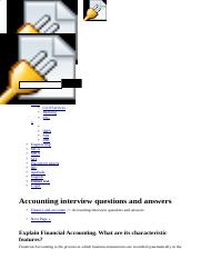 Accounting interview questions and answers.html
