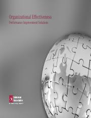 Consulting_Organizational Effectiveness.pdf
