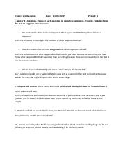 T. H.U.G Chapter 4 Questions- sr.docx
