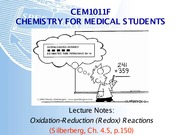 CEM1011F_3.+Redox+Reactions