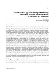 Vibration energy harvesting machinery vibration, human movement and flow induced vibration.pdf