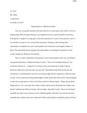 Copy of Copy of Ivy Xiao - Final Gender Essay.docx