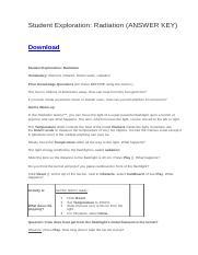 Student Exploration- Microevolution (ANSWER KEY).docx ...
