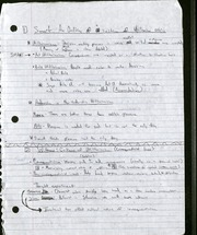 Outline of System of Utilitarian Ethics notes