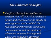 CPAP 1615 - Universal Chiropractic Principles