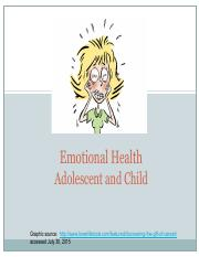 7.Child Mental Health