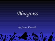 Bluegrassmusic