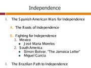 Independence Lecture Slides