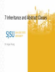 7 Inheritance and Abstract Classes.pdf