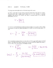 Sum15PHY112ProblemsCh17 (1) - Section 17.1 The Principle of ...