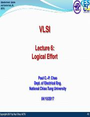 lect6-logicaleffort rev pchao