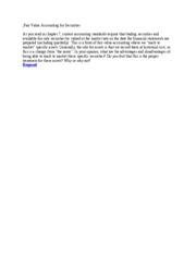 GB 560 Unit 6 Individual Project (Kaplan University)