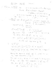 PHY294_2010_problem set 2 with solution