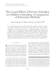 Holmlund+et+alThe+Causal+Effect+of+Parents+schooling+on+childrens+schooling-JEL2011.pdf