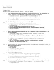 practice exam for exam 1 fall 2012 section b