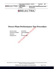 Power Plant Performance Test Procedure_SKTM_FINAL (2).docx