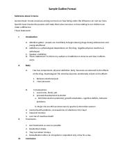 Comparative essay intro and thesis