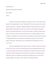 the lottery point of view essay the lottery point of view essay  3 pages sunflower essay