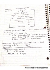 pesticide aplication notes