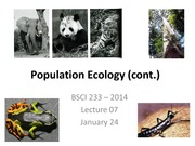 lect 07_pop ecol cont II_stochasticity