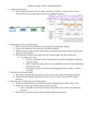 Chemistry Chapter 4 Notes-part 2