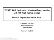 CSE489CIS400Threads