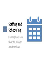 MKT 465 Staffing and Scheduling.pptx