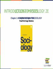 Chapter 1 - An Introduction to Sociology.pptx