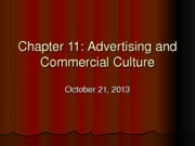 Intro Media Studies Chapter 11