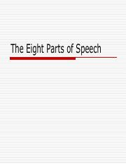 The Eight Parts of Speech - Intro.pdf