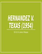 Week+Eight%2C+Hernandez+v+Texas.pptx