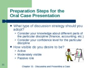 Case Discussion PowerPoint